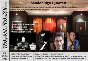 Sandor Rigo Quartett
